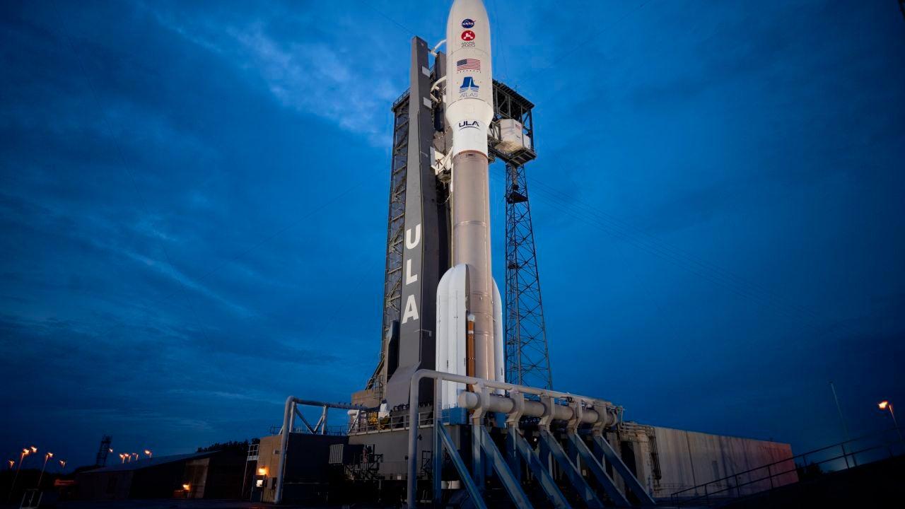 Streaming NASA sigue en directo el lanzamiento de 'Perseverance' a Marte