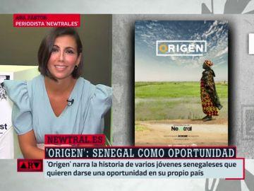 """'Origen', un documental que narra el """"viaje nunca contado"""" de los senegaleses que buscan una oportunidad en su país"""
