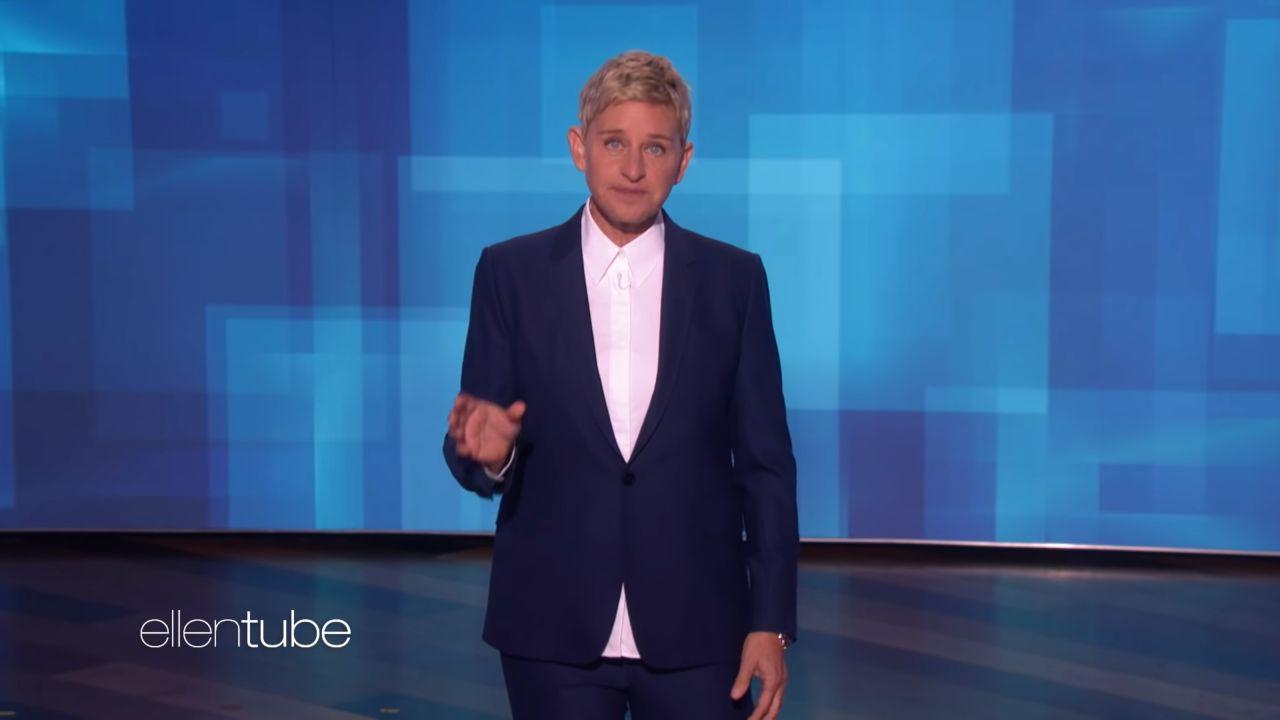 La presentadora Ellen DeGeneres, acusada de explotación laboral
