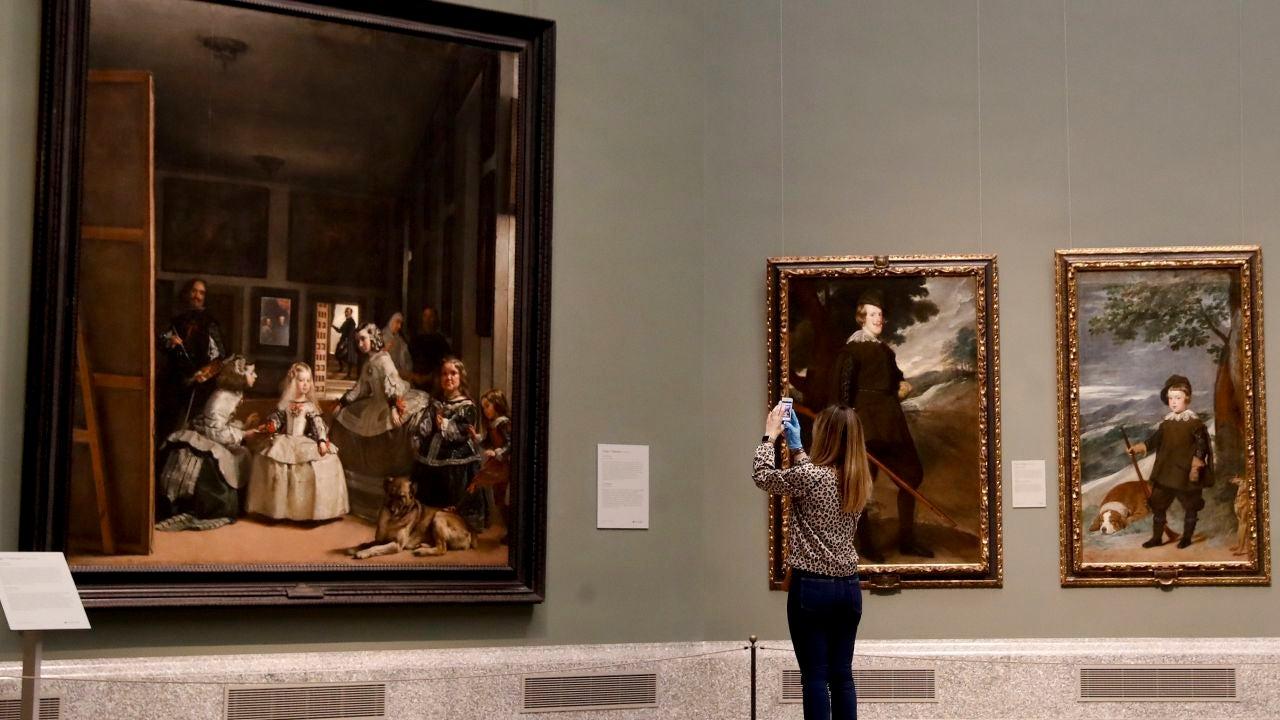 Velázquez se ayudó de una cámara oscura para pintar 'Las Meninas'