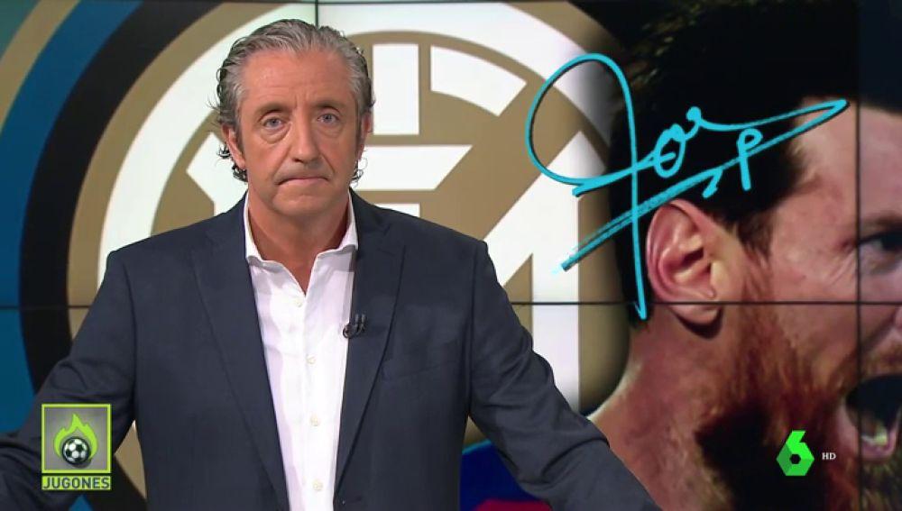 Pedrerol, sobre el interés del Inter en Messi: