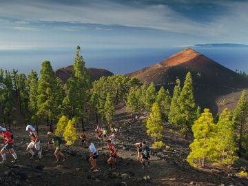 Corredor entre volcanes, La Palma