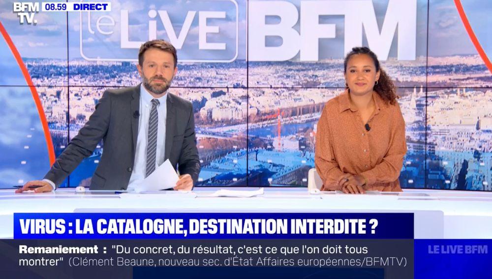 Una televisión francesa llama 'apestada' a España