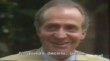 """Así respondió Juan Carlos I en 1992 cuando le preguntaron si un rey debía pagar impuestos y si él """"intenta no pagarlos"""""""