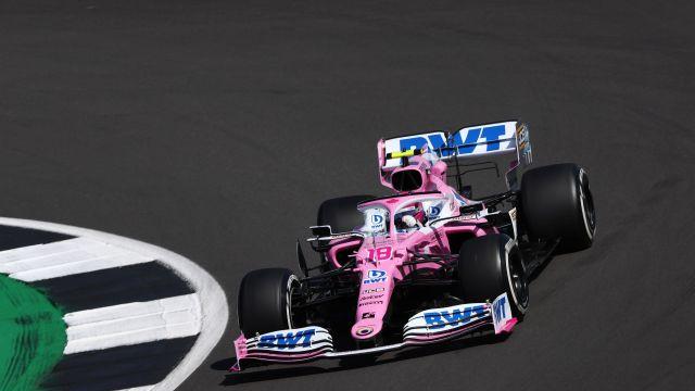 Lewis Hamilton GP Gran Bretaña 2020 Libres