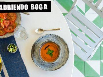 Imagen de archivo de gazpacho