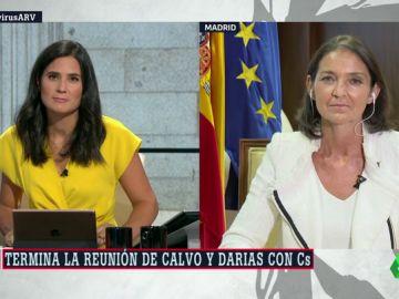 """Reyes Maroto sugiere que Canarias y Baleares podrían salir hoy del veto de Reino Unido: """"Les hemos dado todos los argumentos"""""""