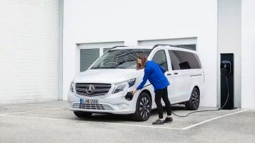 Mercedes Benz eVito Tourer