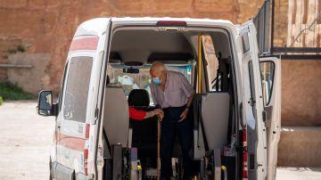 Residentes de la residencia de Burbáguena son trasladados tras registrar un brote