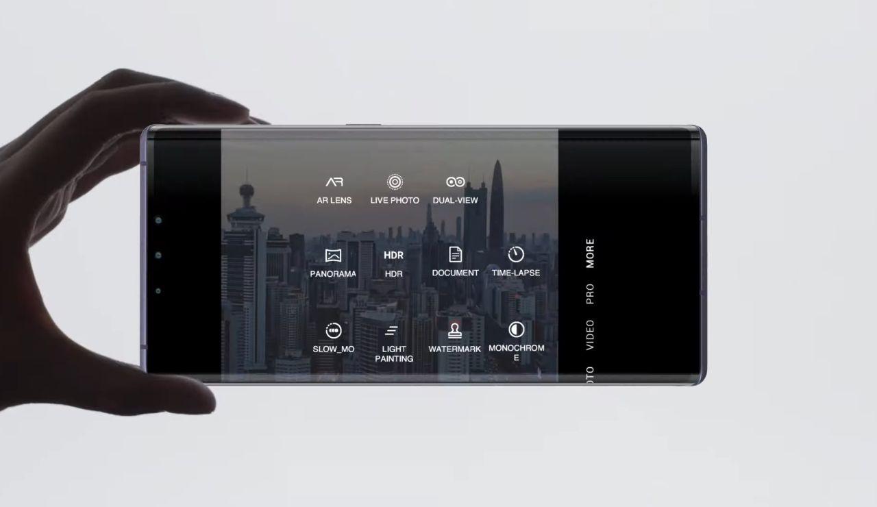 Pantalla del Huawei Mate 40
