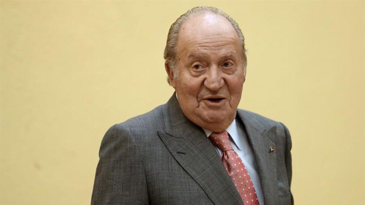 El rey emérito, Juan Carlos I, en una imagen de archivo