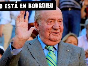 Imagen del rey emérito Juan Carlos I