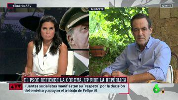 """José Bono: """"Si Juan Carlos ha recibido dinero por ser Jefe del Estado, debe devolverlo"""""""