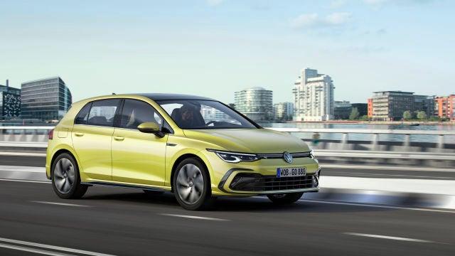 Volkswagen Golf VIII R-Line