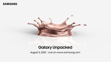 Logo presentación Samsung