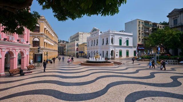 Plaza del Senado