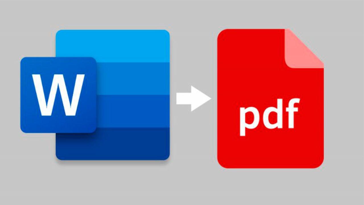 ¿Como convertir un archivo WORD a PDF de manera muy fácil? 69