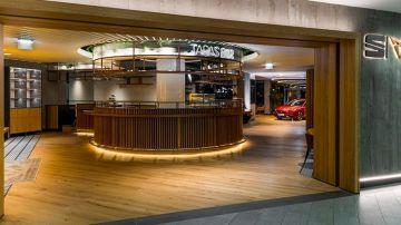 El nuevo Hola Tapas Bar de SEAT despega en Viena