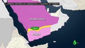 Morteros exportados por España estarían siendo usados en la guerra de Yemen