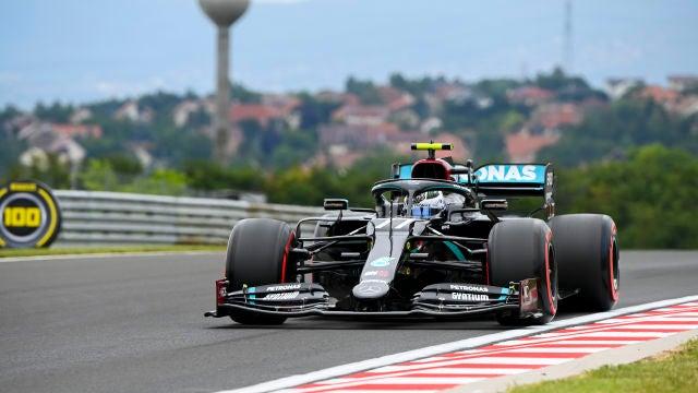 Valtteri Bottas estará en Mercedes en 2021