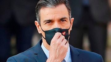 """LaSexta Noticias 14:00 (06-08-20) Sánchez insiste en que la conducta de Juan Carlos I """"compromete a su responsable, no a la institución"""""""