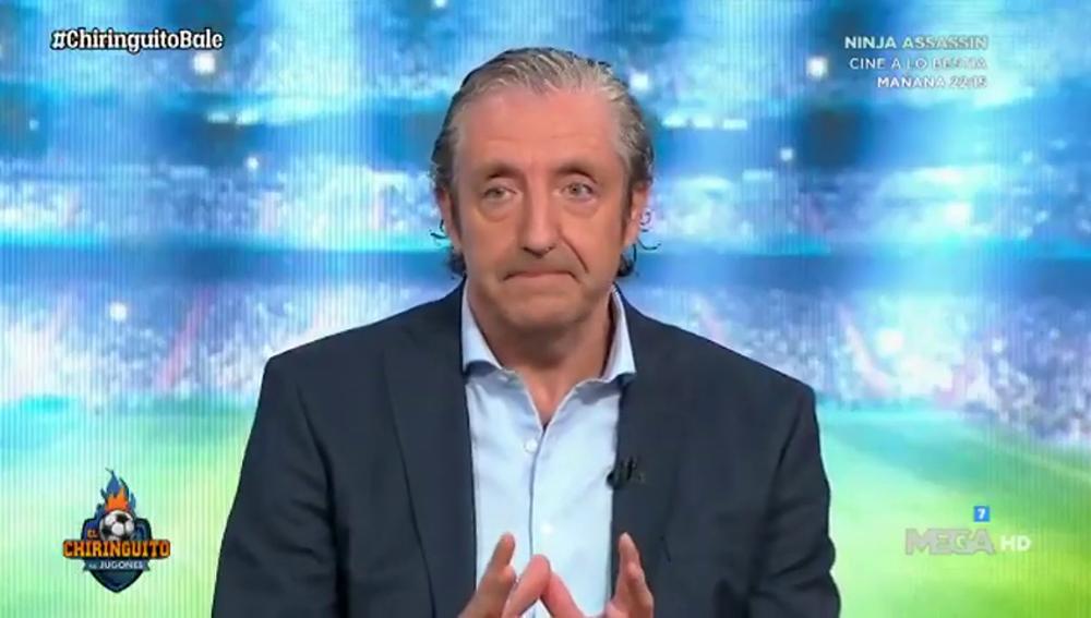 """Josep Pedrerol: """"Si el Madrid cae humillado, se acaba el grupo y se acaba Zidane"""""""