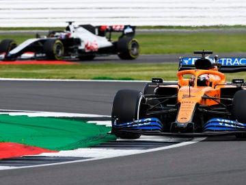 Sainz y Grosjean