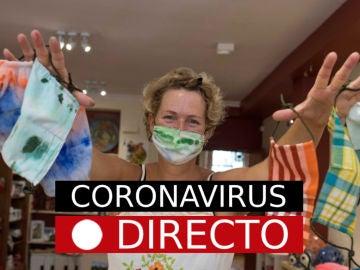 Coronavirus hoy en España | Noticias, casos, muertes y rebrotes, última hora en directo