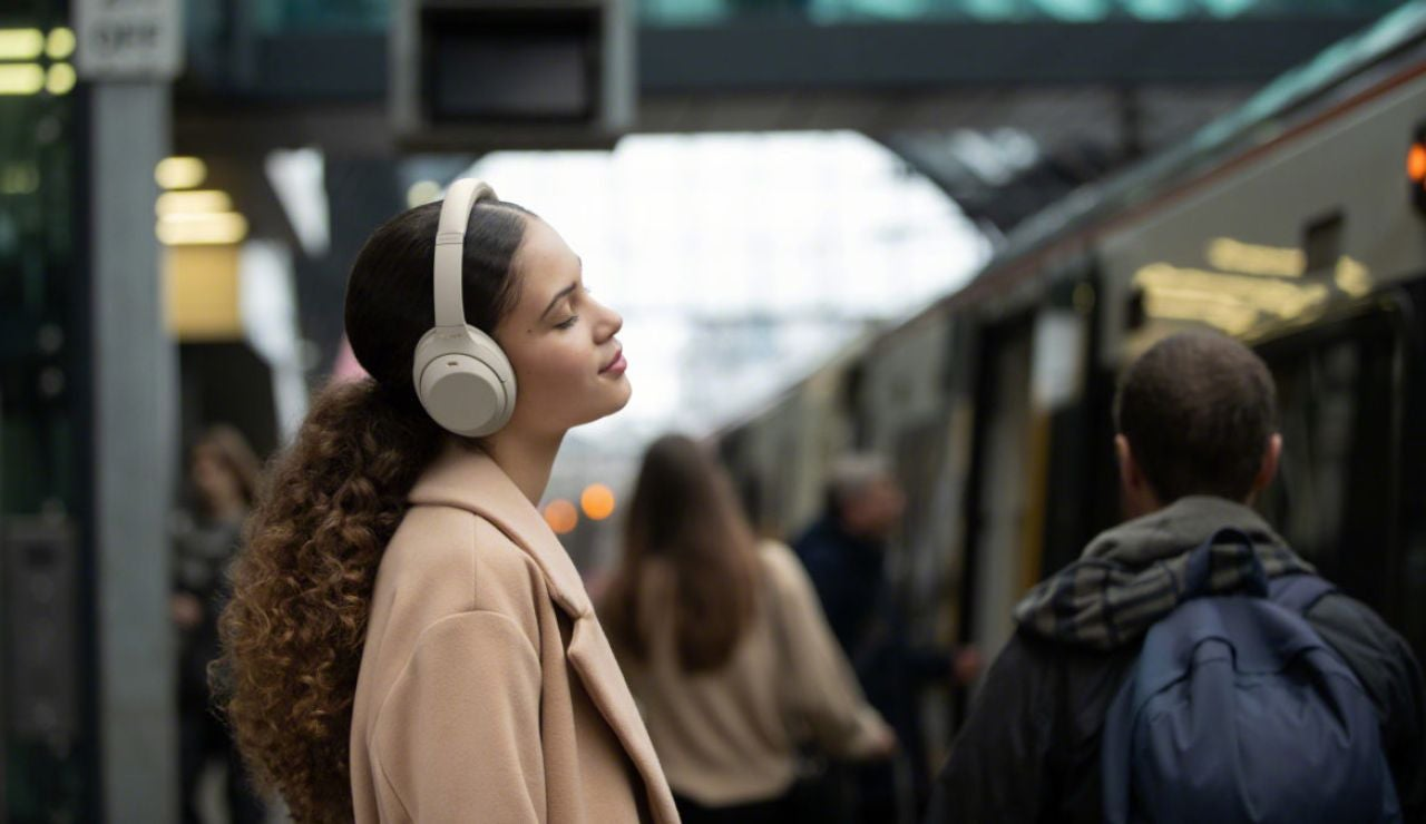 Auriculares Sony WH-1000XM4
