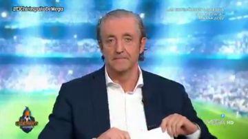 """Pedrerol: """"Zidane, me equivoqué. Bale no merece ni un minuto más en el Real Madrid"""""""