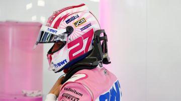 Nico Hülkenberg volvía al volante del Racing Point