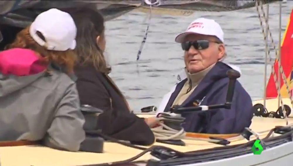 Imagen de archivo del rey Juan Carlos