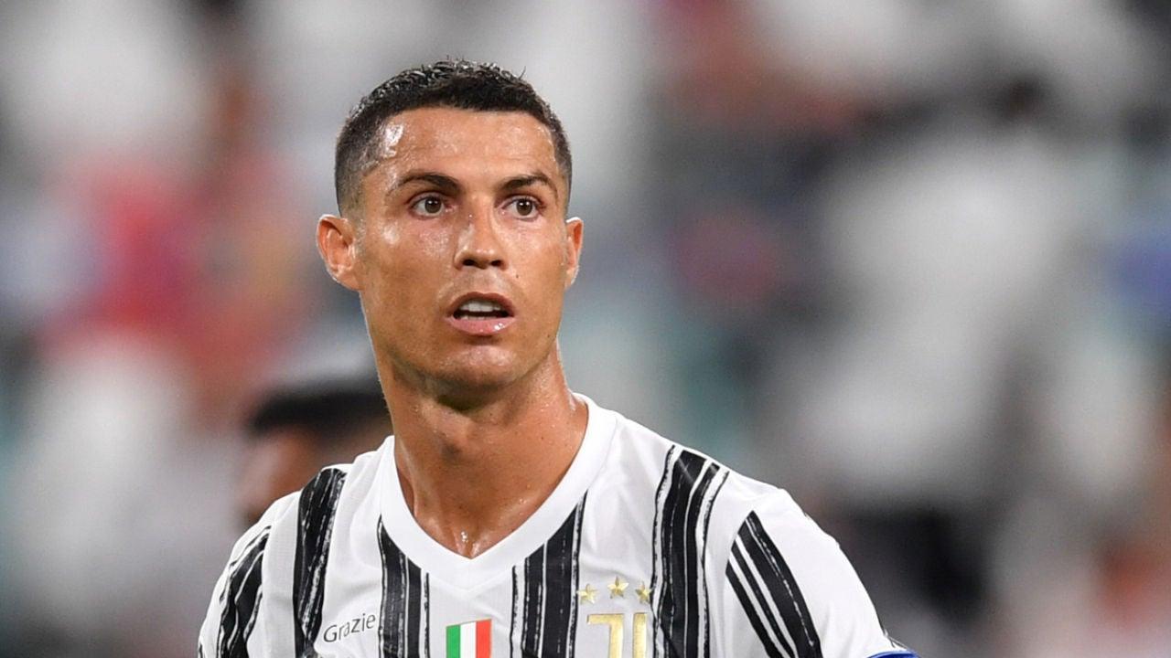 Cristiano Ronaldo, con la Juventus
