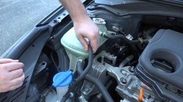 Compartimiento del motor