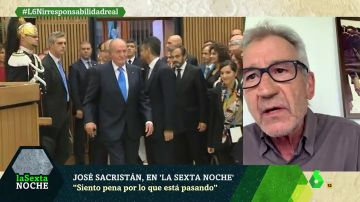 José Sacristán en laSexta Noche