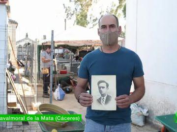 En busca de Adolfo Aquilino, fusilado por el franquismo: podría estar en la fosa del cementerio de Navalmoral de la Mata