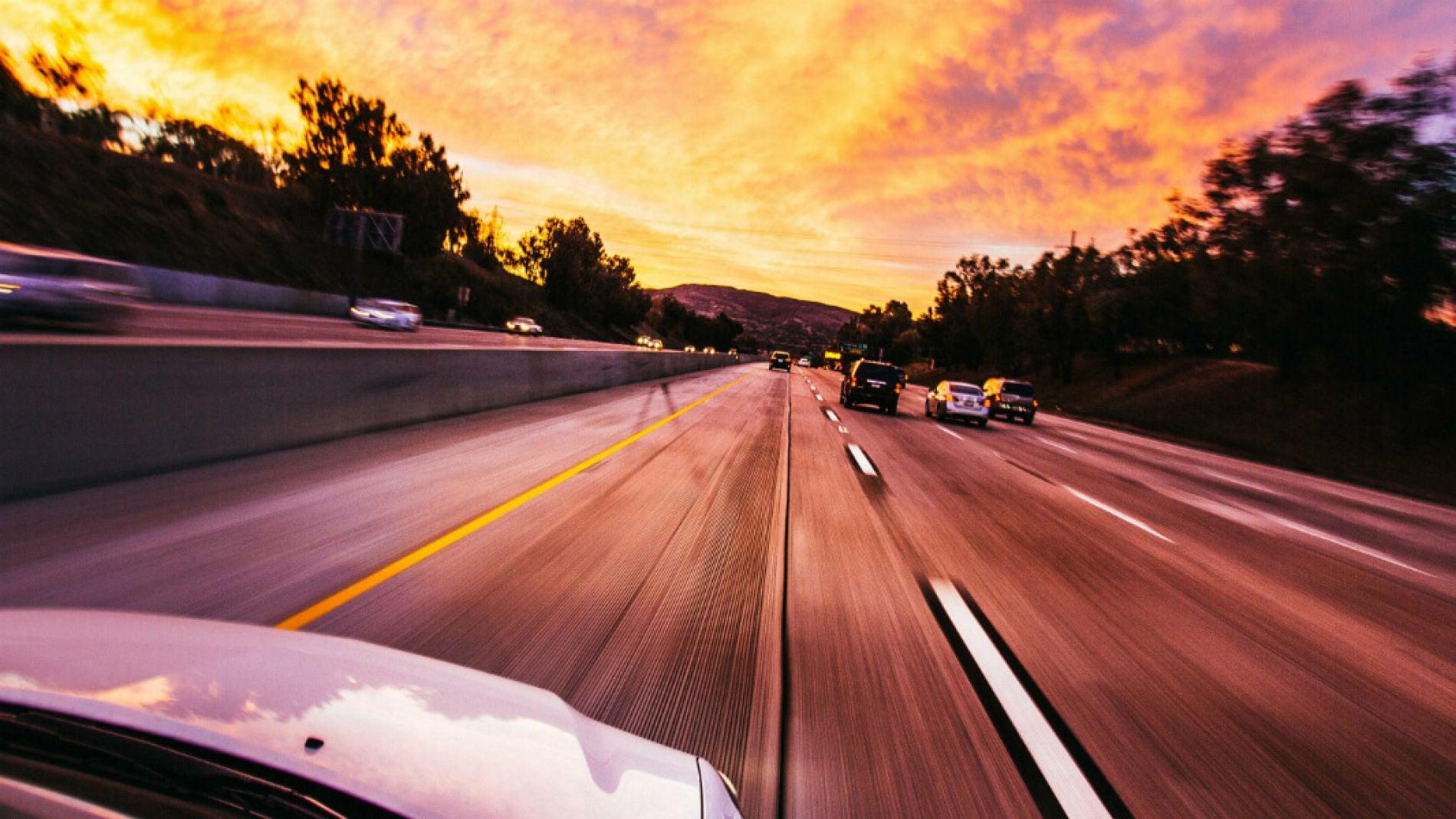 Las altas temperaturas del verano pueden afectar a la conducción