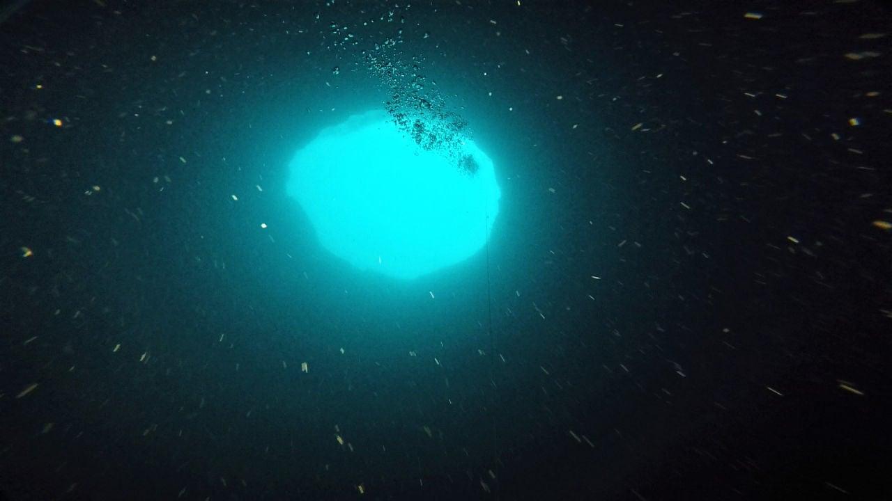 El misterio del 'agujero azul' del mar de Florida, a punto de ser desvelado