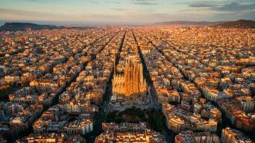 La COVID 19 afecta mas a las zonas pobres de la ciudad de Barcelona
