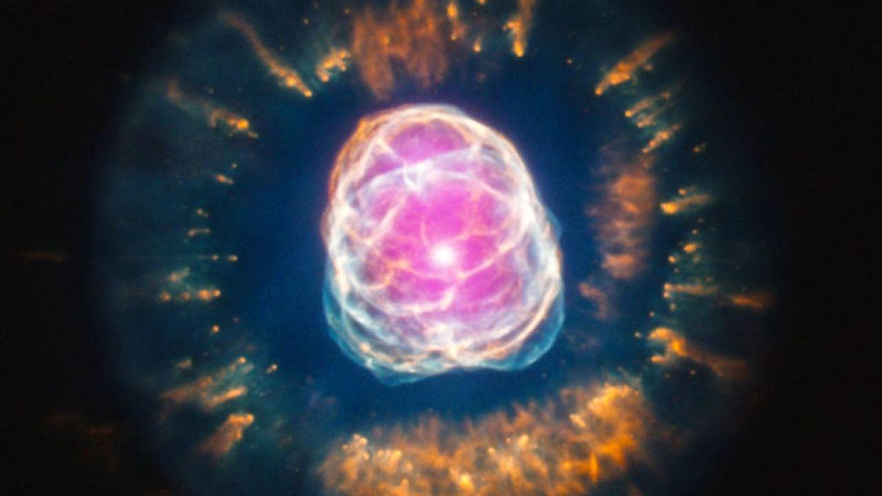 La nebulosa 'Esquimal' pierde su apodo por racista
