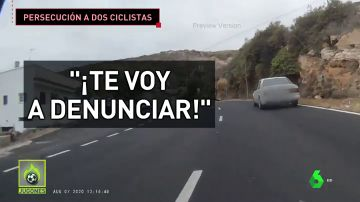 ciclista tenerife
