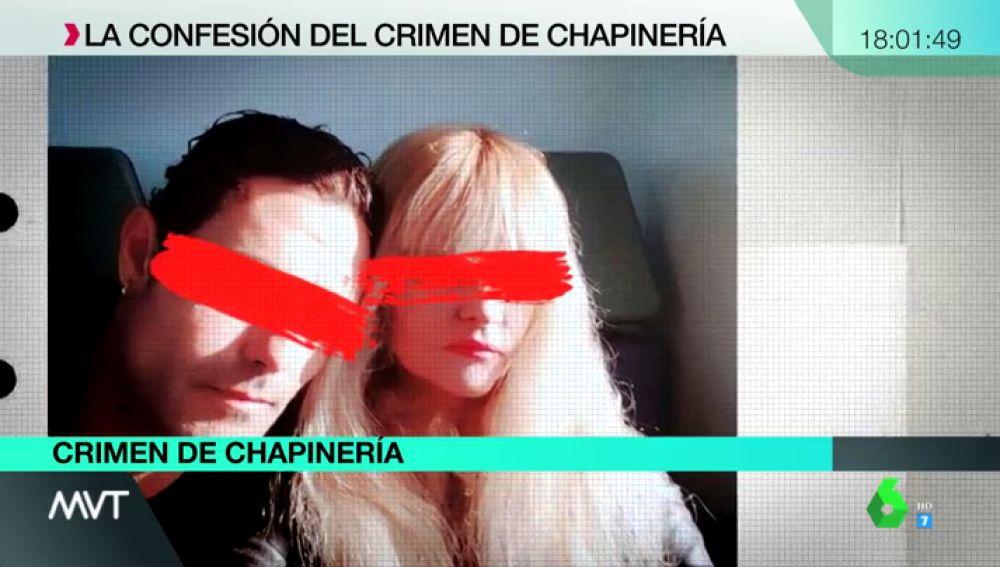Yerno de la anciana descuartizada en Chapinería