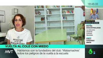 Lorena Baena, Malasmadres
