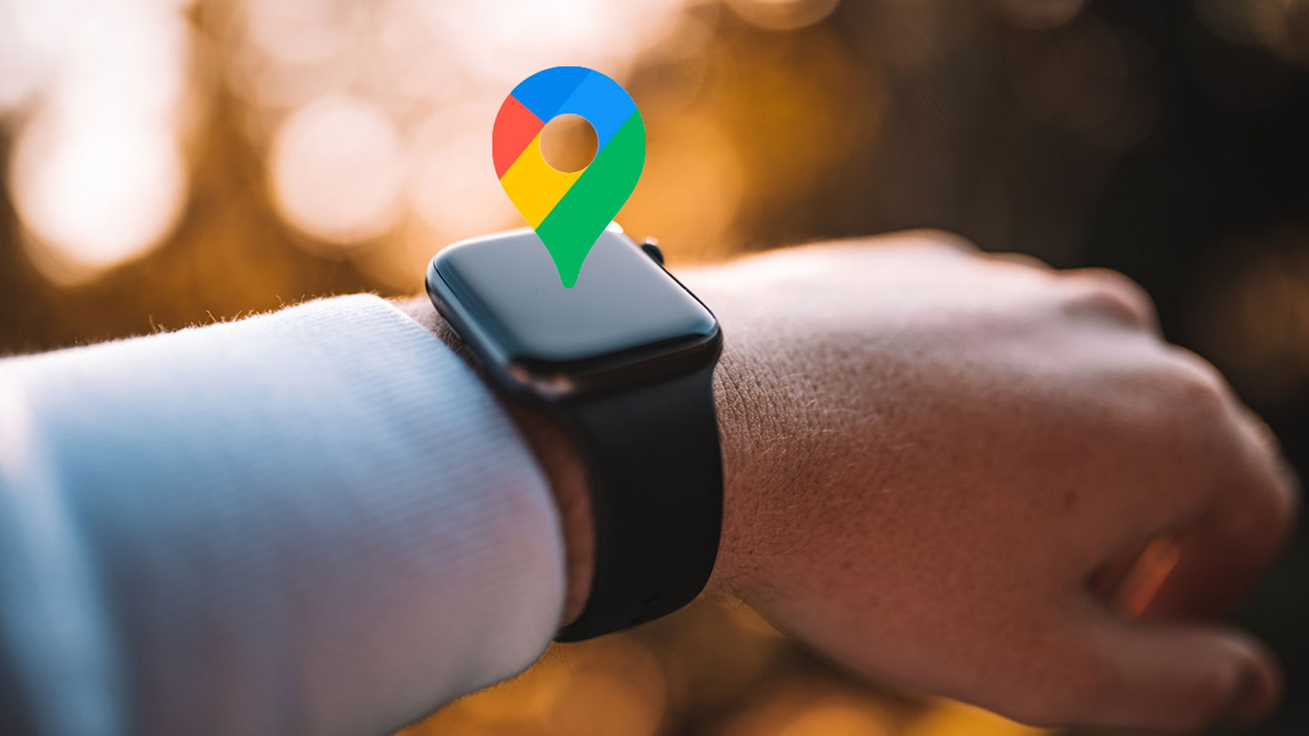 Google Maps en el Apple Watch