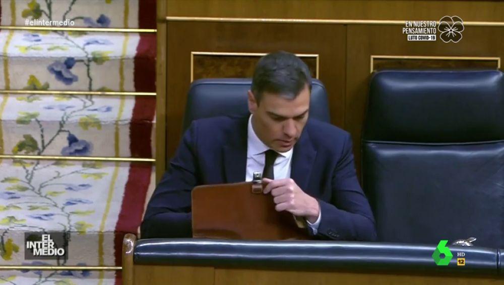 Vídeo manipulado - Esto es todo lo que esconde Pedro Sánchez en su cartera de Presidente