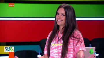 "Cristina Pedroche responde a los que la llaman ""cuarentona"" en Tik Tok"