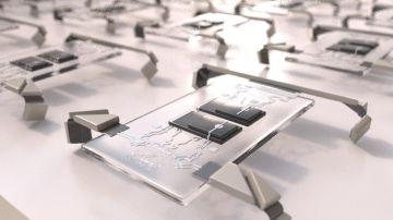 Crean microbots capaces de caminar de forma autonoma