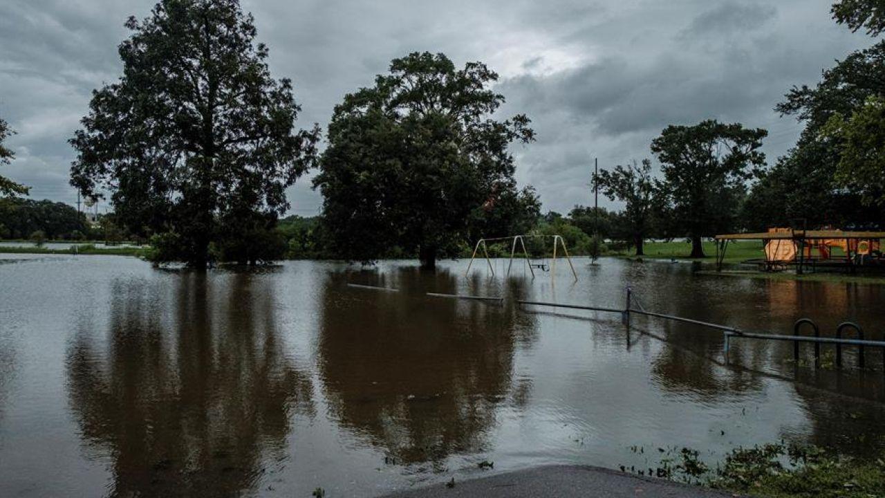 Huracán Laura cobró  victimas en Luisiana
