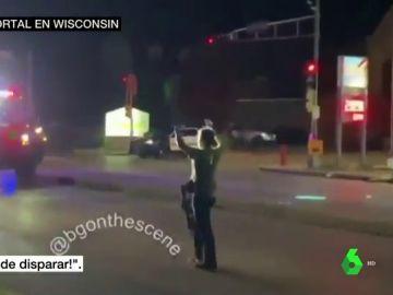 El joven se entregó a la Policía tras el tiroteo