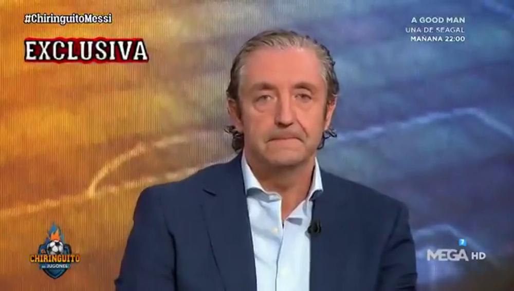 """Exclusiva de Josep Pedrerol: """"Bartomeu le ofreció a Messi dimitir por mensaje... y el argentino no ha respondido"""""""